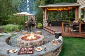 Patios and Outdoor Living Spaces